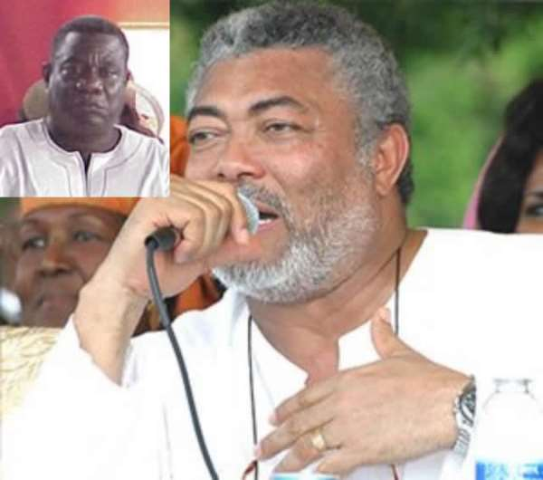 Death and Pain: Rawlings' Ghana- the inside story (Part 3)